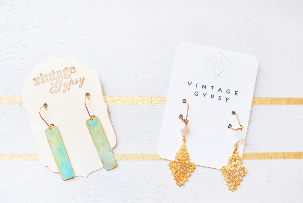 Vintage Gypsy Jewelry: Before and After