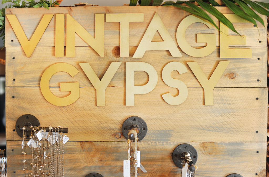 Vintage Gypsy Jewelry: Trunk Show Event