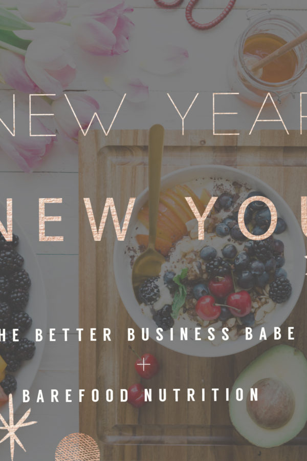 New Year ~ New YOU!
